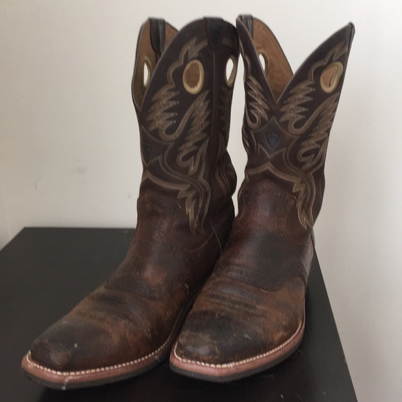 007f151f9c5 Ariat Heritage Roughstock Western Boot Size 14D